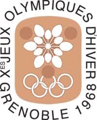 Зимние Олимпийские игры Википедия Эмблема Зимних Олимпийских игр 1968
