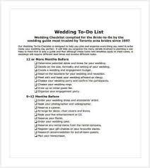 37+ Checklist Templates | Free & Premium Templates