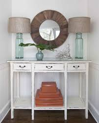 distressed entry table. fancy distressed entry table and console design ideas s