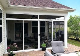 screened in patio cost. Decoration: Screen Room Screened Patio Cost In S