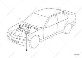 Parts list is for bmw 5' e39 523i touring ece 1998 09