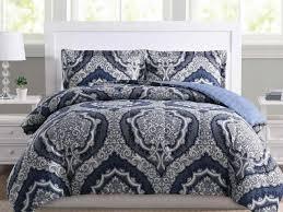macy s 3 piece reversible comforter sets only 19 99 reg 80 wral com