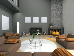 small living room wall decor front decorating ideas fireplace with stone r