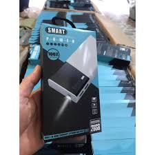 Sạc dự phòng Samsung cao cấp - Sạc nhanh dung lượng 20000 mAh màn Led kèm đèn  pin siêu sáng cho Smart Phone - Pin sạc dự phòng di động Thương hiệu
