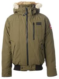 Lyst - Canada Goose Borden Bomber Jacket in Green for Men ...