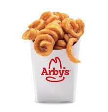 arbys curly fries. Simple Arbys Jr Curly Fry Inside Arbys Fries U