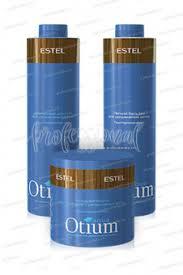 Estel Otium Aqua <b>Набор для увлажнения волос</b> (Шампунь 1000 мл ...