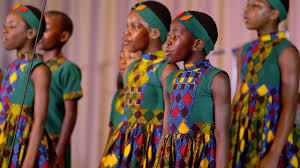 Walking In The Light Of God Lyrics African Children S Choir African Childrens Choir In Concert