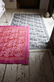 fairtrade felted rugs