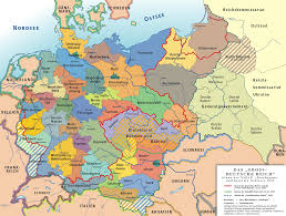 The other introductions are in english. German History Maps Ii