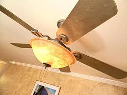 ceiling fan gets a new look