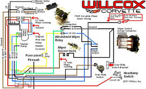 corvette radio wiring diagram wiring diagrams online