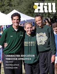 The Hill | 2011-2012 Fall by Greenhill School - issuu