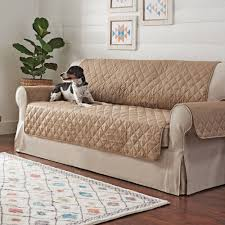 Better Homes and Garden Non-Skid Waterproof Quilted Pet Sofa Cover