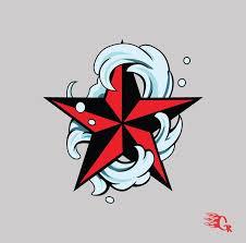 Nautical Star Designs Nautical Star Design By Gaberios Deviantart Com On