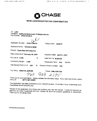 Chase Fax Cover Sheet fake chase bank statement notary letter 2