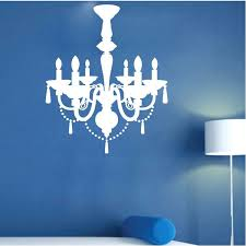 pendant lamp wall sticker gorgeous light vinyl stickers chandelier decal wallpaper poster home decor nursery order