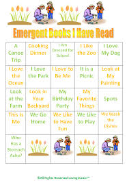 How We Go Home Chart Printable Emergent Readers Chart Printable Emergent Book Chart