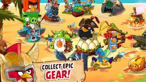 Huyền Thoại Chim Điên Trở Lại - Angry Bird Epic - Top Game Android, Ios -  YouTube
