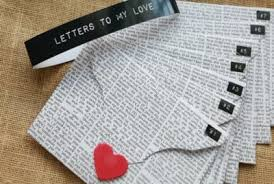 Cute Love Letters Oye Happy Unique Romantic Cute Love Letters 7pc Amazon In Toys