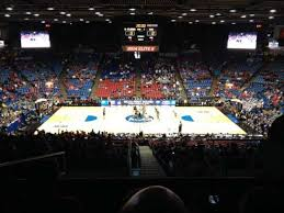 Dayton Arena Seating Chart Ncaa University Of Dayton Arena Section 304 Home Of Dayton Flyers
