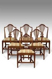set of 6 georgian dining chairs 6 antique dining chairs chippendale dining chairs hepplewhite dining chairs 6x antique chairs antique dining chairs