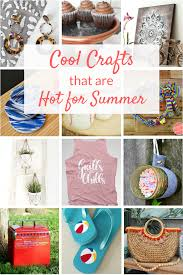 summer crafts ideas to keep you cool when it s hot outside these cute and easy