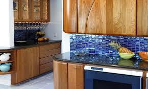 blue mosaic tile backsplash. Plain Tile Blue Mosaic Tile Backsplash To M