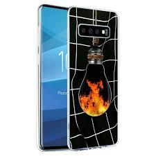 Crystal Light Case Amazon Com Clear Crystal Light Bulb Phone Case Compatible