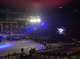 Etess Arena At Hard Rock Hotel And Casino Seating Chart Hard Rock Live At Etess Arena Section 203