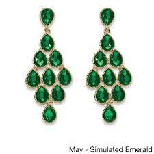 hoop earrings for women swarovski crystal earrings chandelier diamond earrings white gold bridal dangle earrings
