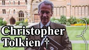 Christopher Tolkien has passed away - A few Thoughts and my Thanks