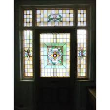 stained front door colors victorian stained glass door google search stained glass front door sidelights stained