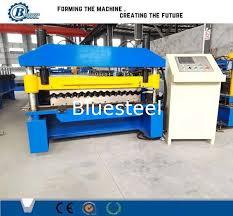 18 76 836 galvanized metal roofing panel machine steel corrugated sheet roll forming machine
