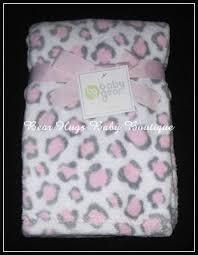 baby gear pink leopard print baby