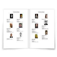 Membership Booklet Template Roll Call Church Membership Software For Mac And Windows