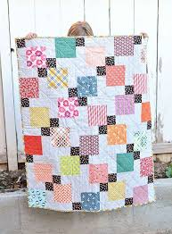 Best 25+ Disappearing nine patch ideas on Pinterest | Easy quilt ... & Nice quilt, baby size (36x45