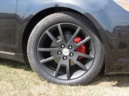 Painted Rims and Calipers! - Chevy Malibu Forum: Chevrolet Malibu ...