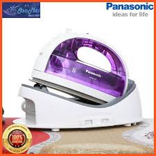 Bảo hành chính hãng - Bàn ủi hơi nước không dây Panasonic NI-WL30