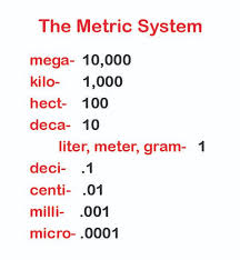 History Of The Metric System Lesson For Kids Study Com