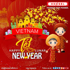 lunar new year gathering hello vietnam & aodai show. Hensel Electric India Pvt Ltd Wishing You All The Joys Of The Season And Happiness Throughout The Coming Year Happy Tet Holiday Vietnamese Lunar New Year Wishes From Team Hensel Vietnamnewyear