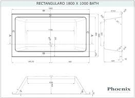 bathtubs 2 person whirlpool tub dimensions standard phoenix double ended size jetted sizing and details standard tub dimensions extraordinary
