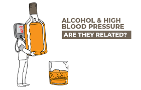 Blood Related Are And Pressure High They Alcohol