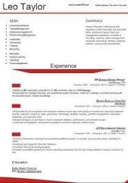 new resume format 2016