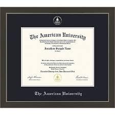 american university x metro diploma frame american  framing success american university 11 x 14 metro diploma frame