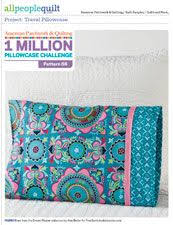 Free Pillowcase Pattern Interesting 48 Minute Pillowcase With French Seams Free Pattern And Tutorial