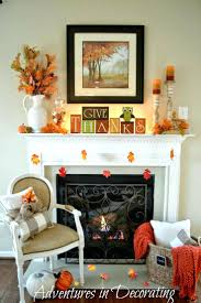 fireplace mantel decor best fall decorations ideas on mantels adventures in  decorating our simple . fireplace mantel decor ...