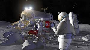 Resultado de imagen para astronautas en la luna