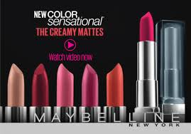 maybelline color sensational creamy