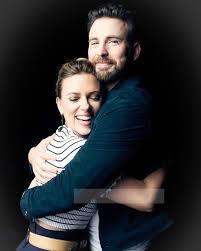 Chris Evans & Scarlett Johansson: Actors on Actors..chrisevansmyman is  sharing instagra… | Chris evans scarlett johansson, Chris evans, Chris evans  captain america